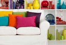 Living Spaces / living rooms and accessories / by Dannielle Cresp