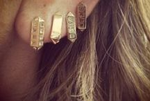 """Sparkle / """"Jewelry takes people's minds off your wrinkles.""""  Sonja Henie"""