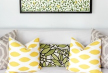 Designer Home Decor / #ThomasPaul #PremierPrints #AmyButler #Waverly / by Fabric.com