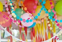 Party Ideas / by Michelle Holden