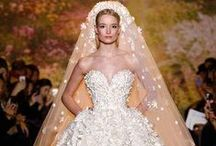 Wedding Dresses / Wedding gowns fit for a princess. / by Glamour