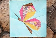 Quilting / Ideas, Inspiration & Tutorials for the wonderful art of quilting.