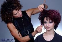 Curly Hair Rocks! / This is a board of favorites curly hair creations!