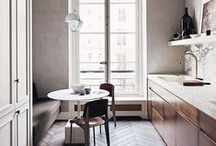 kitchen space / by ivy faye