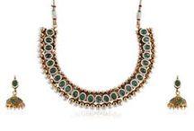 Necklace / By Vastradi Fashion