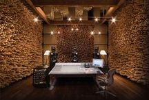 Indoor Retreats / The places we seek out when we want to relax