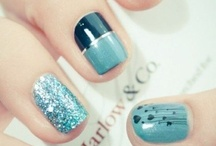 Nails!! / by Traci Cummings-Ramirez