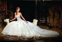 Gowns of all styles / by Melissa All