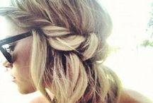 hair / by Traci Cummings-Ramirez
