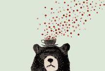 Bears / I love Bears!  Inspirations in bears