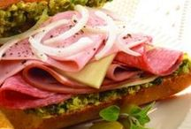 Sandwich Builders / Ready to find a tasty new sandwich? Try one of our favorites in this collection.