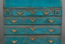 Olde Blue / Blue / by Lynne Kossarek