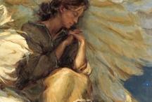 Angels and Cherubs / by Gyna Gordon