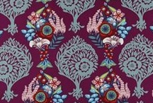 Free Spirit Fabric: Bold, Edgy, Retro, Larger Scaled Prints! / by Fabric.com