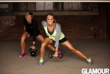 Body by Glamour: Genius Workouts and Fitness Tips / by Glamour