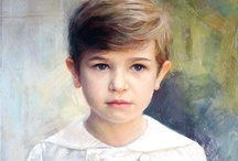 Recent Portraits by Portraits, Inc. / Recently completed portraits by Portraits, Inc. artists