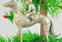 Christmas - Dresden Ornaments / collect and adore