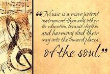 Music / by Debbie Cross-Ellis