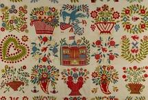 Antique Quilt -  Album, Friendship & Sampler Quilts / Early, exceptional quilts