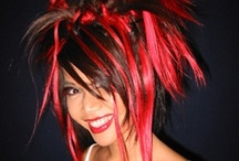 Party Hair  / Prom styles, wedding hair, party hair ideas and up do's  for all occasions