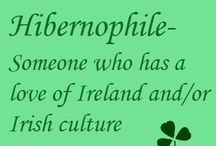 I love all things irish / by Kate Cook