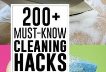 Cleaning solutions and other stuff / by Alison Langley