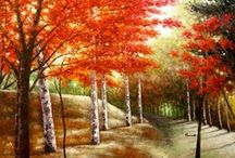 Autumn - My Favorite Time of Year / by Debbie Cross-Ellis