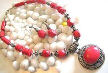 Beads necklace sets