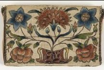 Early Textiles / With Needle and Thread, Early Textiles I Admire