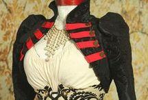 Disfraces - Costumes / De época y de fantasía