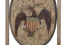 Early Eagles - Patriotic Symbols / Early Symbols of America