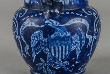Staffordshire - Historical & more / Historical Blue Staffordshire and more