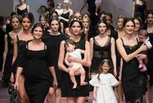 Fashion Trends / The best of fashion week, our favorite runway looks, trends and more.  / by Glamour
