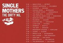 On Tour / Looking to find good live music for a night out? Check out what Dine Alone artists are on tour.  More info: dinealonerecords.com/shows/