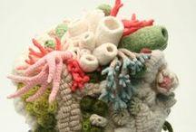 Embroidery & Random Stitch Witchery / by Karna Genevieve Grenier