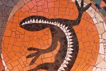ME JOGA NA PAREDE / Adesivos decorativos, projetos especiais, personalisados, mosaicos etc. / by Cláudio Fuinha