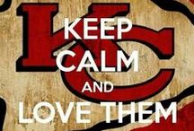 Go Chiefs / by Britney H ♥