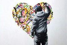Street Art / by Cláudio Fuinha