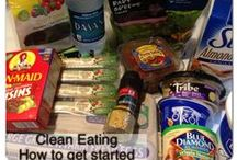 Clean Eating & Health / Eating Clean and Staying Fit