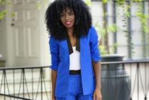 What to Wear to Work / Office outfits and professional style.  / by Glamour