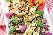 Sur le BBQ! / Pour des recettes sur le barbecue faciles et qui font changement!