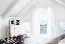 Bedrooms / Inspirational decor, fantastic architecture and great ideas for your spot to sleep.