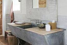Barn Kitchens & Bathrooms / by Lisa Tapp Clark