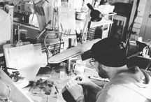 PTD jewellery workshop / ...this is where the magic happens!