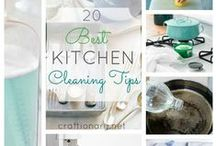 Cleaning tips & tricks / by Angie  Joe P