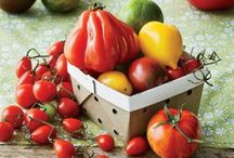Recipes - Vegetables, Pasta, Eggs, Tofu, / Misc recipes probably meatless / by Carol Jeanne