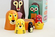 Baby stuff / Beautiful wooden toys, knitted animals and scandi baby wear.  Fabulous finds from posh totty designs