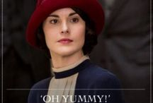 Downton Abbey Cooks / Downton Abbey Party?  Oh, Yummy!