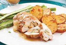 Soupers à l'érable / Au menu: des recettes rehaussées grâce à l'érable, ce joyau de la table tant apprécié!