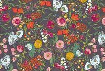 Swatch Book: Spring Florals